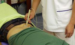 ハイボルテージ腰療法