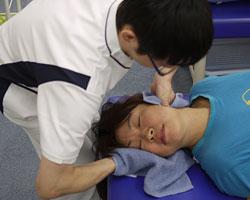 寝違い 大田区たか整骨院 矯正治療