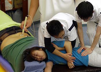 大田区蒲田たか整骨院 腰痛治療