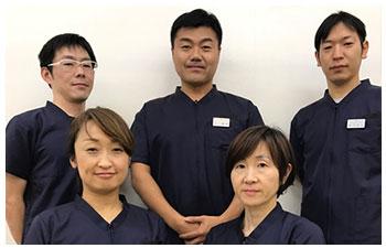 蒲田たか整骨院スタッフ